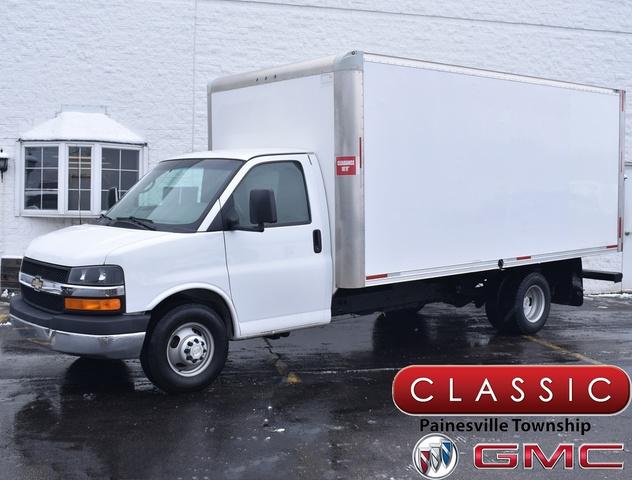 2012 Chevrolet Express 3500 4x2, Cutaway Van #P10317A1 - photo 1