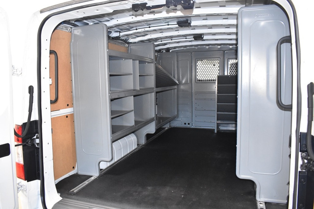 2016 Nissan NV HD Standard Roof 4x2, Upfitted Cargo Van #P10404 - photo 1
