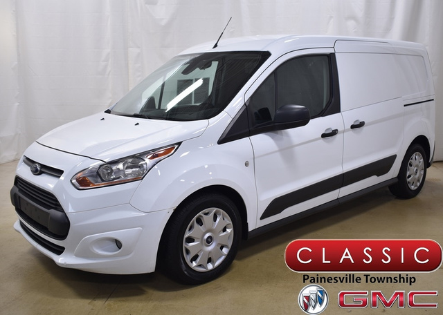 2017 Ford Transit Connect 4x2, Upfitted Cargo Van #P10418 - photo 1