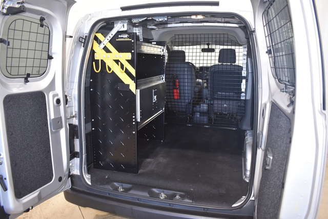 2019 Nissan NV200 4x2, Upfitted Cargo Van #P10699 - photo 1