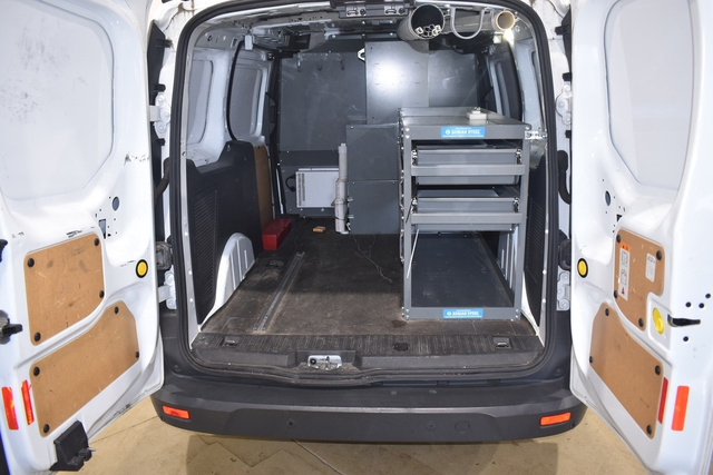 2017 Ford Transit Connect 4x2, Upfitted Cargo Van #P10774 - photo 1