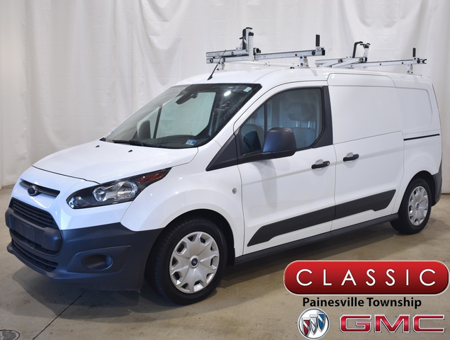 2018 Ford Transit Connect 4x2, Upfitted Cargo Van #P10778 - photo 1