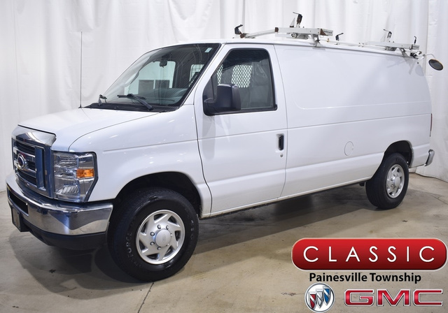 2014 Ford E-250 4x2, Upfitted Cargo Van #P10801 - photo 1