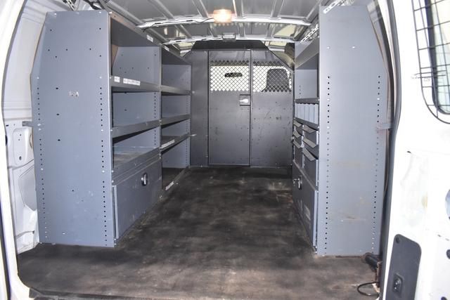 2014 Ford E-250 4x2, Upfitted Cargo Van #P10801 - photo 1