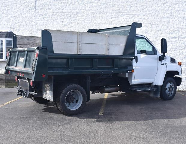 2007 GMC C4500 4x2, Dump Body #P10943 - photo 1