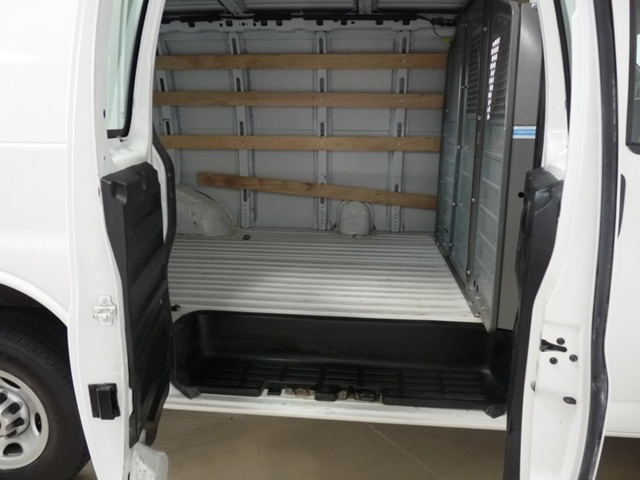 2017 Savana 2500,  Empty Cargo Van #P9655 - photo 7