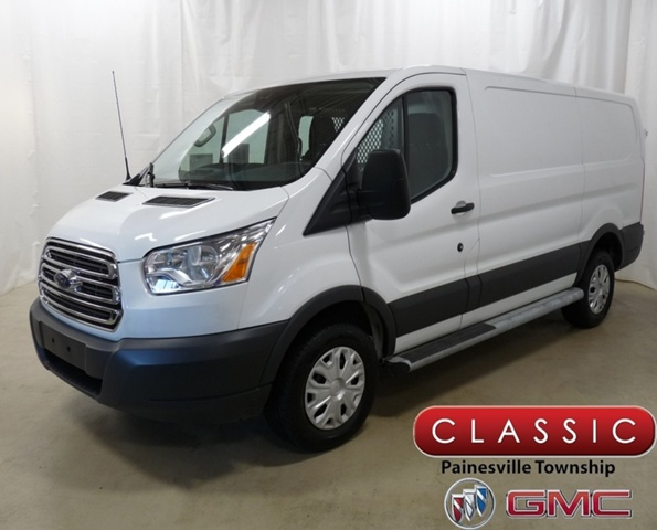 2017 Transit 250 Low Roof 4x2,  Empty Cargo Van #P9773 - photo 1