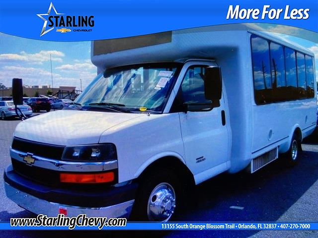 2016 Chevrolet Express 4500 DRW, Other/Specialty #1124411E - photo 1