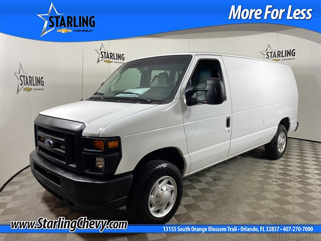 2012 Ford E-150 4x2, Empty Cargo Van #DB08508T - photo 1
