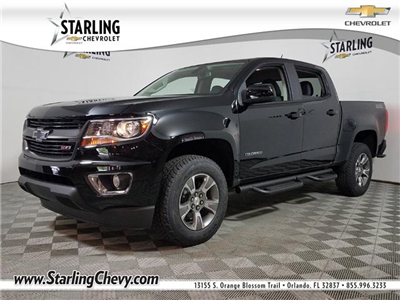 2018 Colorado Crew Cab 4x2,  Pickup #J1325327 - photo 1