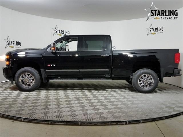2018 Silverado 3500 Crew Cab 4x4,  Pickup #JF289130 - photo 3