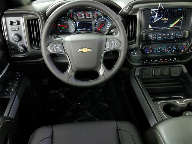 2018 Silverado 3500 Crew Cab 4x4,  Pickup #JF289130 - photo 13