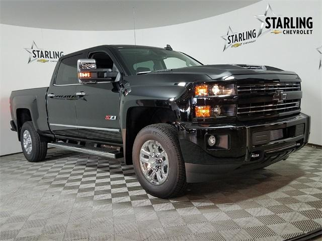 2018 Silverado 3500 Crew Cab 4x4,  Pickup #JF289130 - photo 18