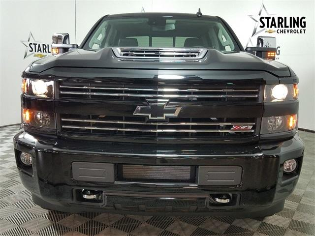 2018 Silverado 3500 Crew Cab 4x4,  Pickup #JF289130 - photo 19