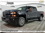 2018 Silverado 3500 Crew Cab 4x4,  Pickup #JF289130 - photo 1