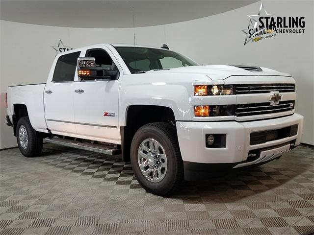 2018 Silverado 3500 Crew Cab 4x4,  Pickup #JF290660 - photo 17