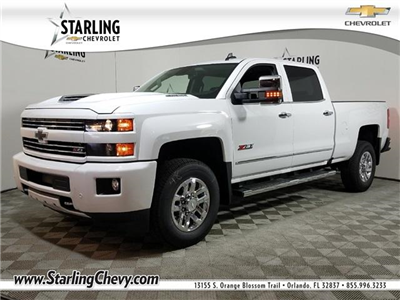 2018 Silverado 3500 Crew Cab 4x4,  Pickup #JF290660 - photo 1