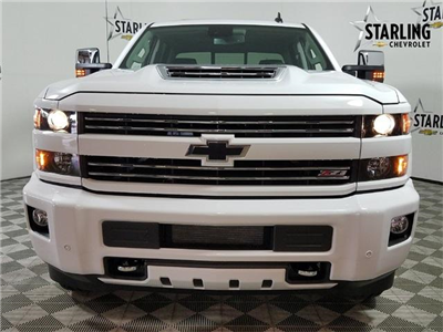 2018 Silverado 3500 Crew Cab 4x4,  Pickup #JF290660 - photo 18