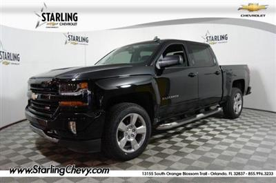 2018 Silverado 1500 Crew Cab 4x4,  Pickup #JG577024 - photo 1