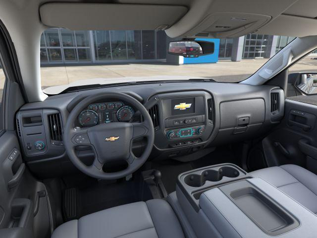 2018 Silverado 1500 Regular Cab 4x4,  Pickup #JZ352551 - photo 10