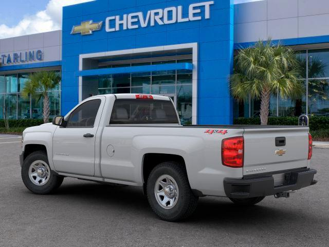 2018 Silverado 1500 Regular Cab 4x4,  Pickup #JZ352551 - photo 3