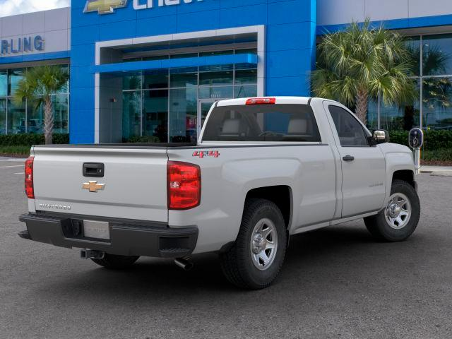 2018 Silverado 1500 Regular Cab 4x4,  Pickup #JZ352551 - photo 4