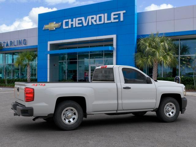 2018 Silverado 1500 Regular Cab 4x4,  Pickup #JZ352551 - photo 5