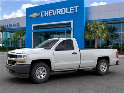 2018 Silverado 1500 Regular Cab 4x4,  Pickup #JZ352551 - photo 2