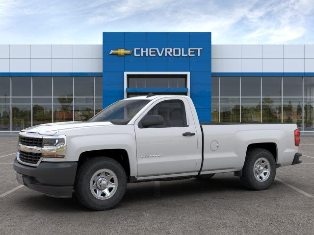 2018 Silverado 1500 Regular Cab 4x2,  Pickup #JZ365496 - photo 1
