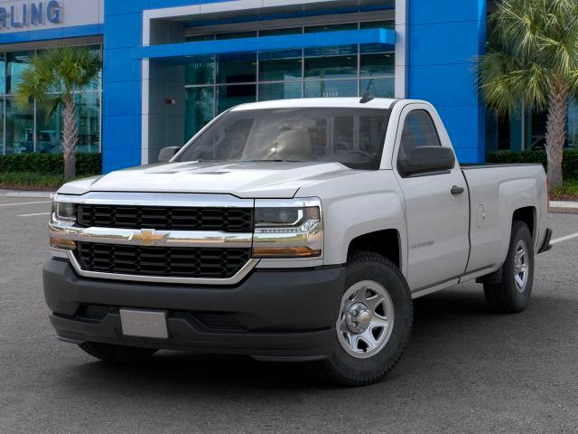 2018 Silverado 1500 Regular Cab 4x2,  Pickup #JZ379952 - photo 1