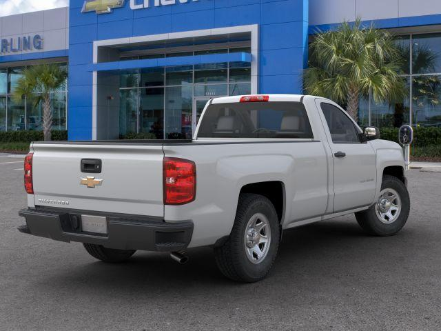 2018 Silverado 1500 Regular Cab 4x2,  Pickup #JZ379952 - photo 4