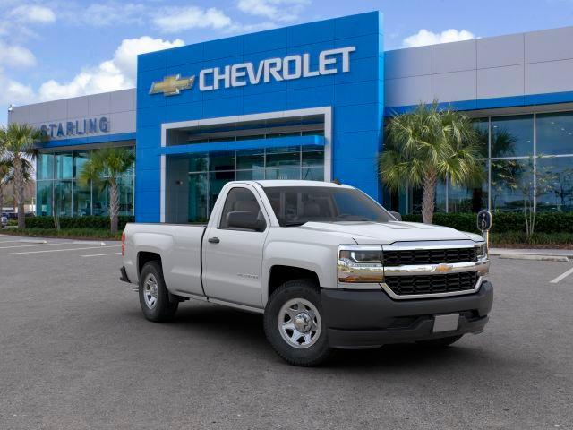 2018 Silverado 1500 Regular Cab 4x2,  Pickup #JZ379952 - photo 6