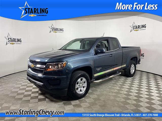 2019 Colorado Extended Cab 4x2,  Pickup #K1151003 - photo 1
