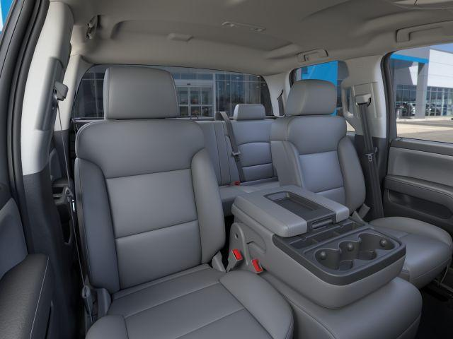 2019 Silverado 1500 Double Cab 4x2,  Pickup #K1159338 - photo 11
