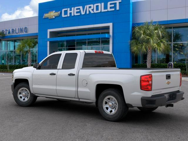 2019 Silverado 1500 Double Cab 4x2,  Pickup #K1159338 - photo 2
