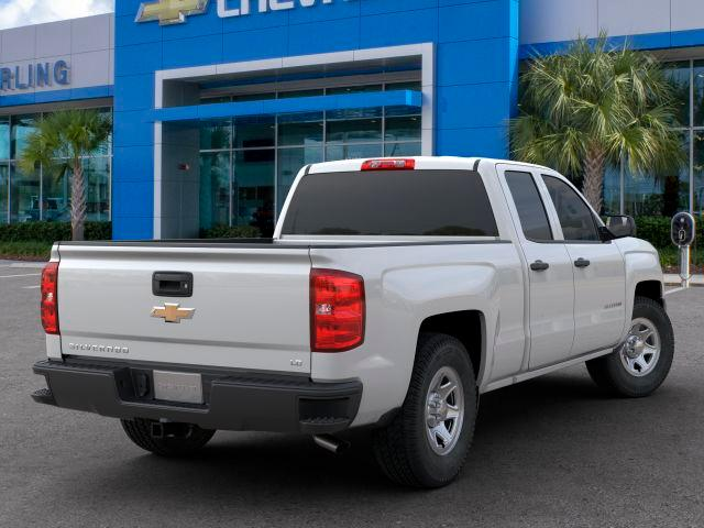 2019 Silverado 1500 Double Cab 4x2,  Pickup #K1159338 - photo 4