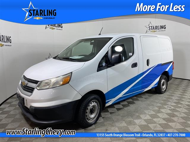 2015 Chevrolet City Express FWD, Empty Cargo Van #K695755T - photo 1