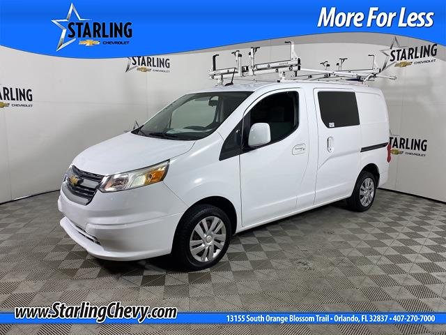 2015 Chevrolet City Express FWD, Empty Cargo Van #K717171E - photo 1