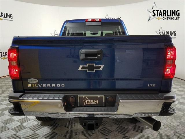 2019 Silverado 2500 Crew Cab 4x4,  Pickup #KF101873 - photo 2