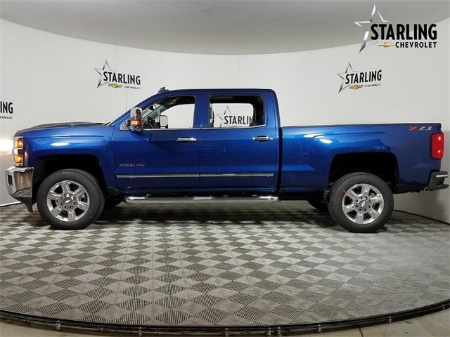 2019 Silverado 2500 Crew Cab 4x4,  Pickup #KF101873 - photo 3