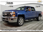 2019 Silverado 2500 Crew Cab 4x4,  Pickup #KF101873 - photo 1