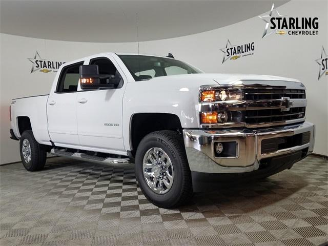 2019 Silverado 2500 Crew Cab 4x4,  Pickup #KF104726 - photo 18