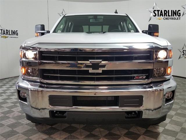 2019 Silverado 2500 Crew Cab 4x4,  Pickup #KF104726 - photo 19
