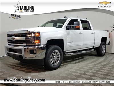 2019 Silverado 2500 Crew Cab 4x4,  Pickup #KF104726 - photo 1