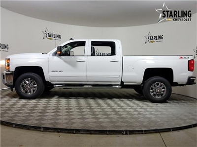 2019 Silverado 2500 Crew Cab 4x4,  Pickup #KF104726 - photo 3