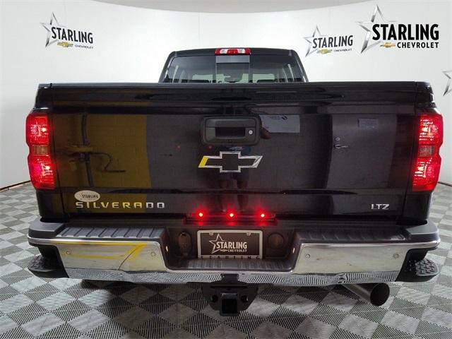 2019 Silverado 3500 Crew Cab 4x4,  Pickup #KF105543 - photo 2