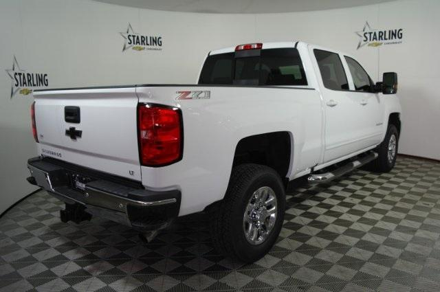 2019 Silverado 2500 Crew Cab 4x4,  Pickup #KF153587 - photo 3