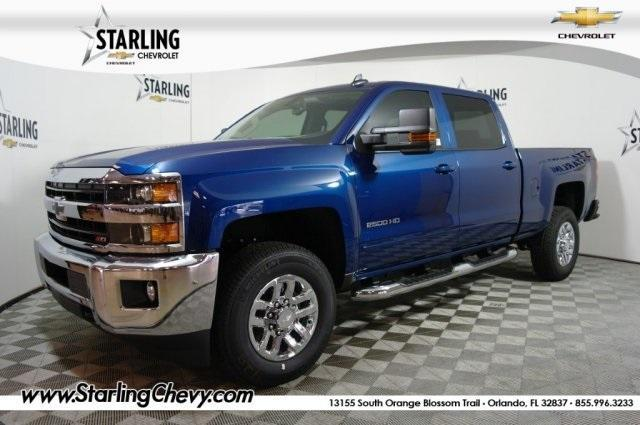 2019 Silverado 2500 Crew Cab 4x4,  Pickup #KF156283 - photo 1