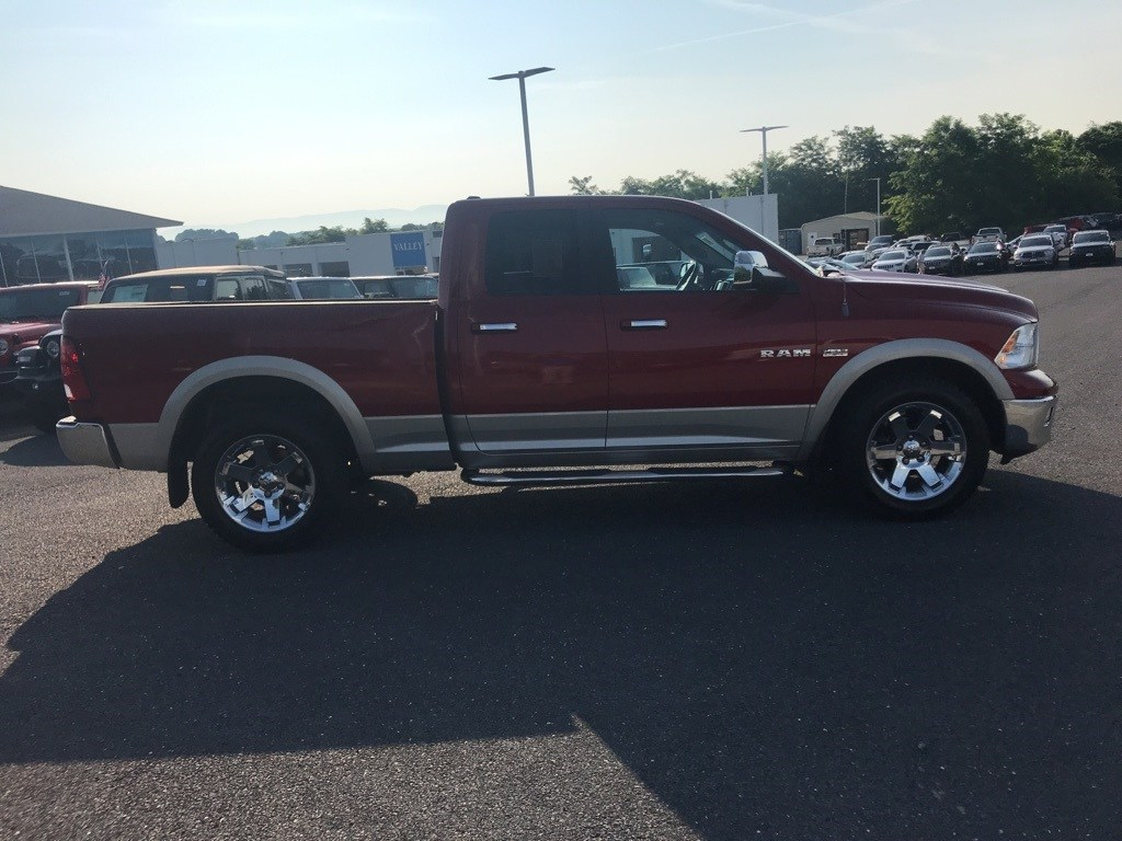 2010 Ram 1500 Extended Cab 4x4,  Pickup #J61500A - photo 3