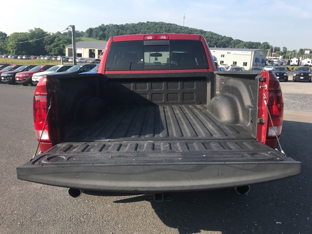 2010 Ram 1500 Extended Cab 4x4,  Pickup #J61500A - photo 5